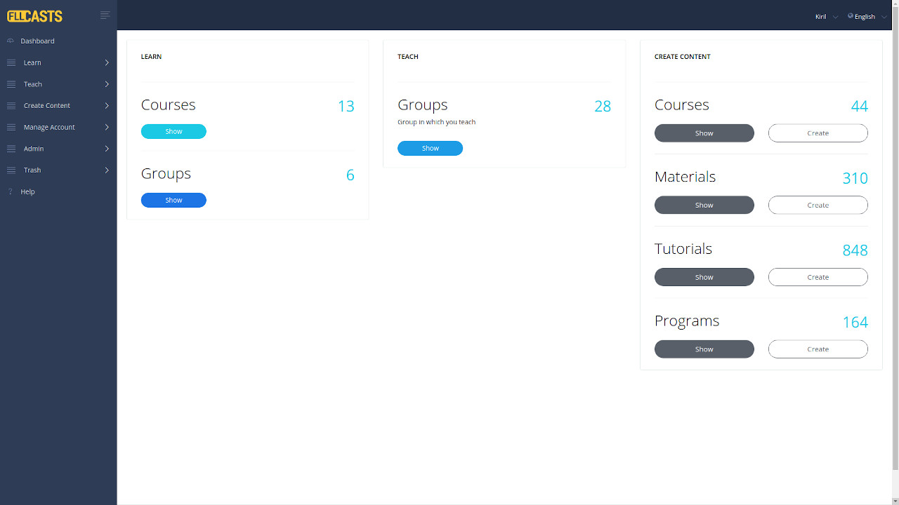 fc-platform-admin-interface